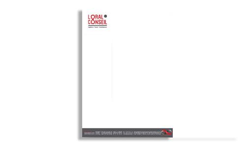 agence-de-communication-creation-graphique-papier-a-entete-loral-conseil-par-c2i-info-metz-nancy-luxembourg