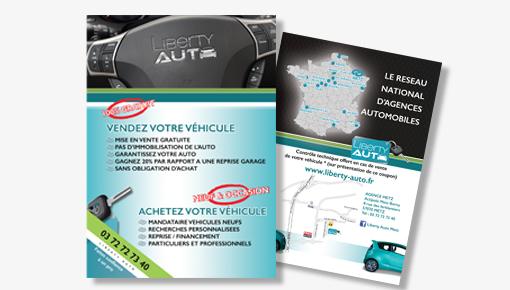 agence-de-communication-creation-graphique-flyer-liberty-auto-par-c2i-info-metz-nancy-luxembourg